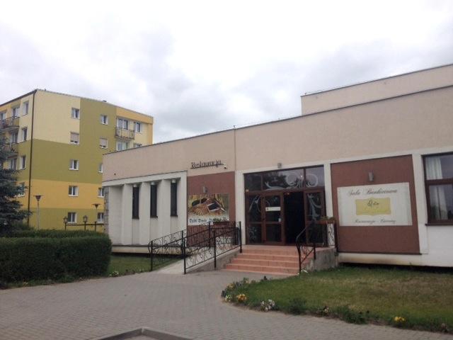 Restauracja Dziki Dwór pod Kaczką, ul. Spichrzowa 1, Gniezno