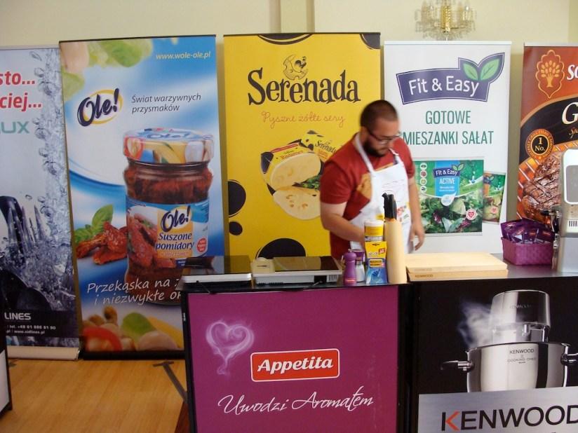 Finał Bloger Chef 2014 - start ! Słoniu poszedł, aż się kurzy...