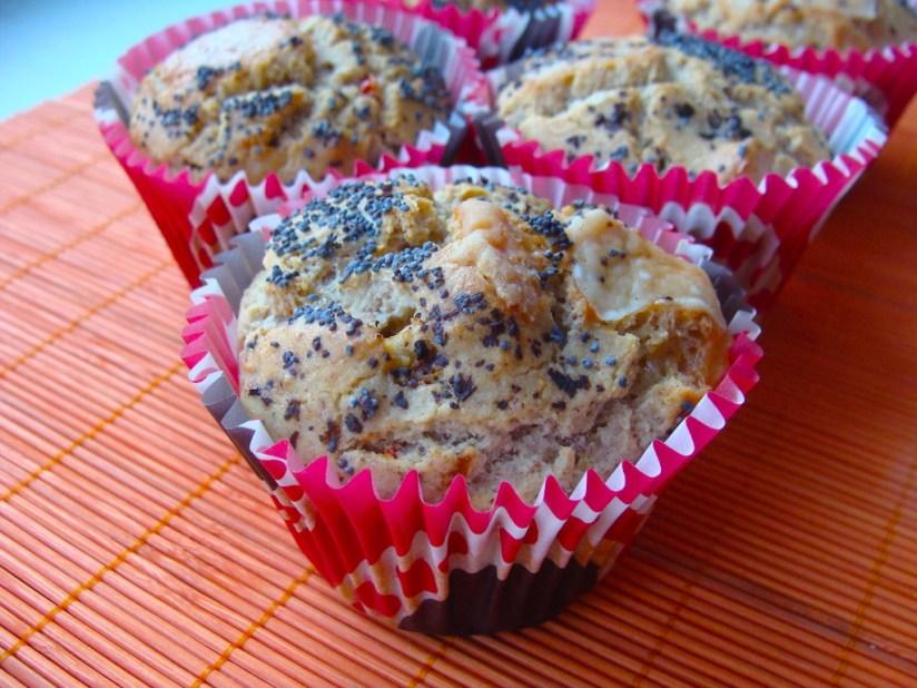 Proste bezglutenowe muffinki gryczane