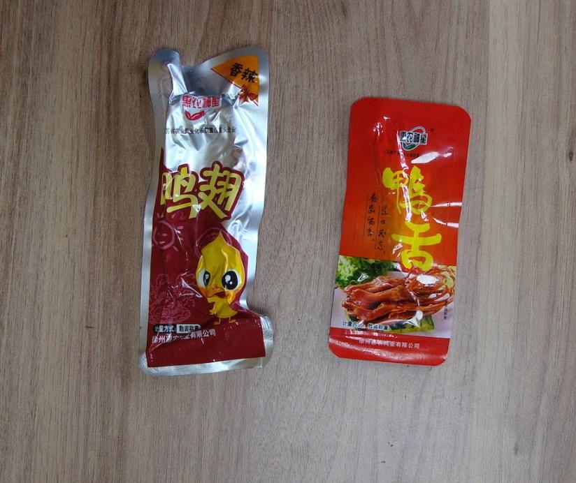Egzotyczne przekąski - Chińskie specjały z kaczki