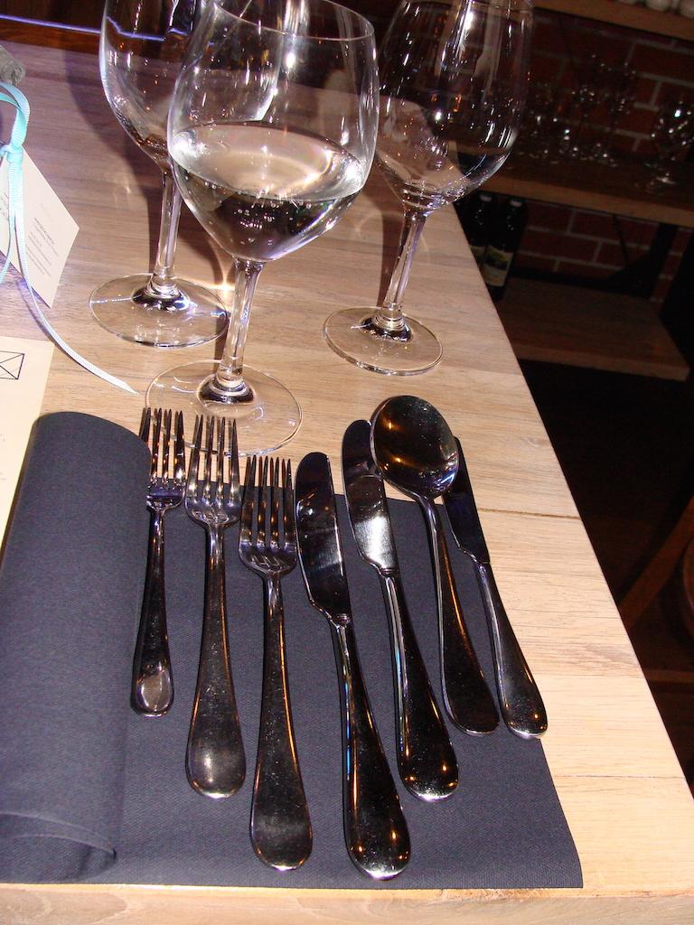 Restauracja Cucina menu degustacyjne - narzędzia pracy gotowe !