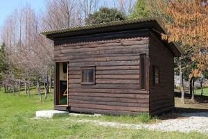 建築家の『ル・コルビュジェ』が設計した、 「カップ・マルタンにある休憩小屋」(フランスの地中海沿岸)
