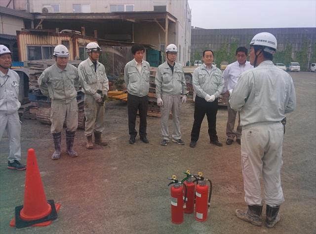 2015-06消火訓練 (2)