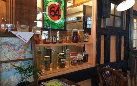 中津川のカフェ「64café」に行ってきた