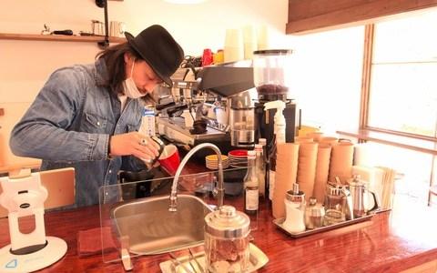 中津川のカフェ「hillbilly coffee company(ヒルビリーコーヒーカンパニー)」に行ってきた