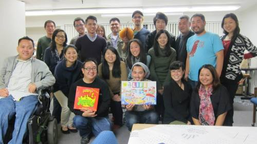 From 2013 Nakayoshi Game Night