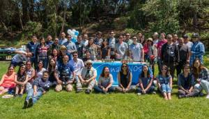 Thanks for the huge turn out at our Annual Welcome BBQ this year!