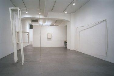 """""""無題"""" 1994 「新世代への視点'94―10画廊からの発言」ギャラリー山口, 東京"""