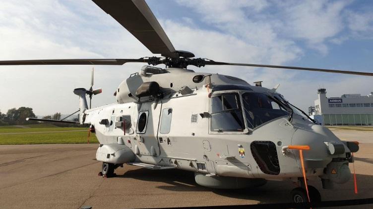 Новый вертолет NH90 Sea Lion для немецкого флота оказался непригоден к эксплуатации