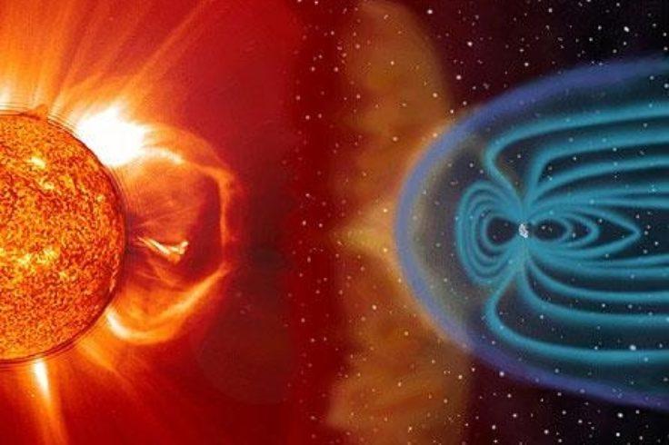 Ученые объяснили высокую температуру солнечного ветра