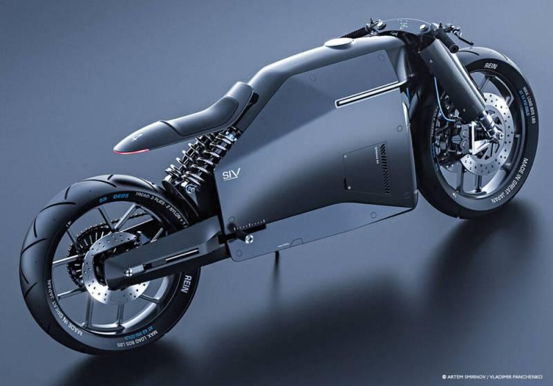 Motorbike from Great Japan – настоящий самурай