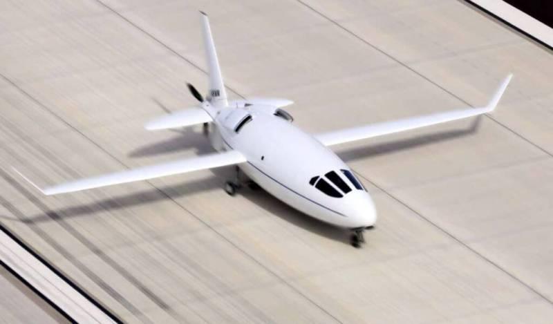В США официально представили потенциально революционный самолет Celera 500L