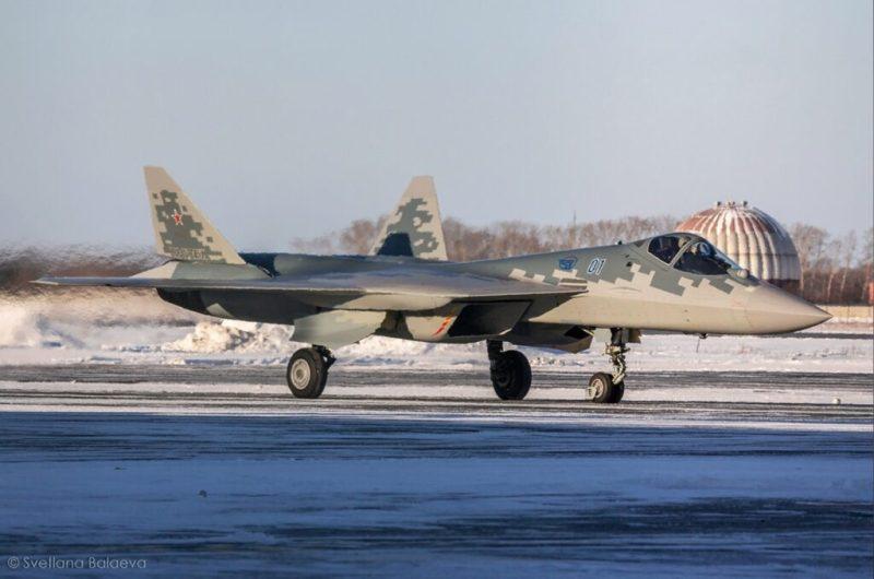 Су-57 научили действовать при минимальном участии со стороны пилота