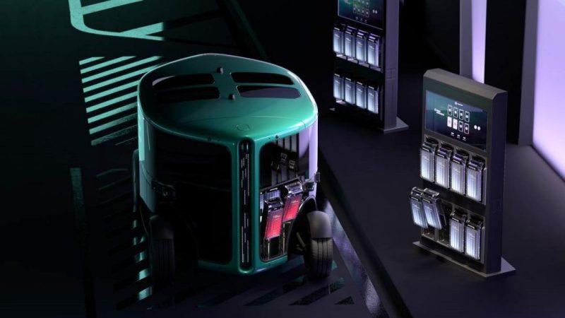 «Сбер» показал прототип автономного беспилотного электромобиля