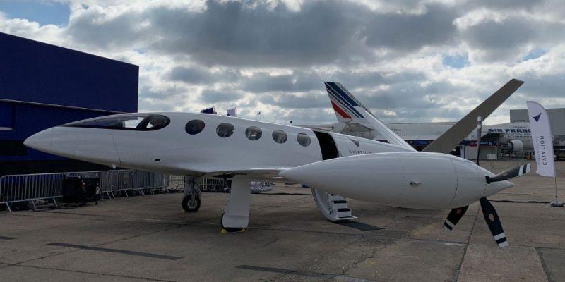 Израильтяне представили новое видение электрического самолета Alice
