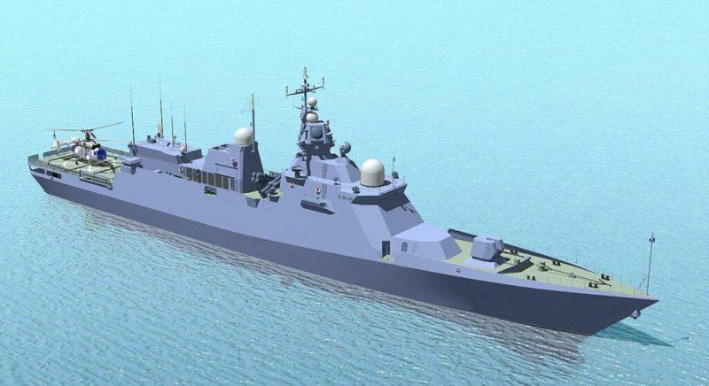 Заложен первый корвет типа Ada для украинских ВМС