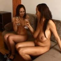 Nudist idea #21: Invite your friends to undress when coming to your place