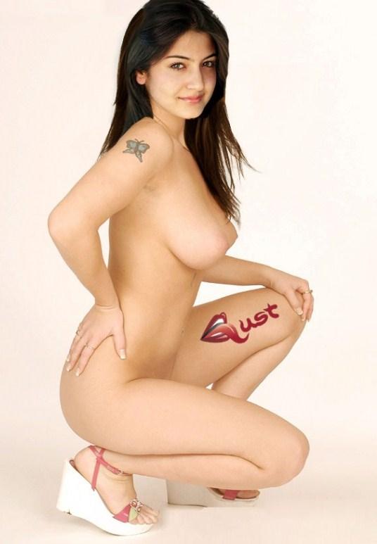 anushka sharma full nude