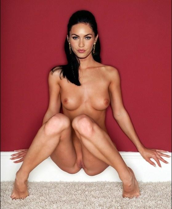 Megan fax nude