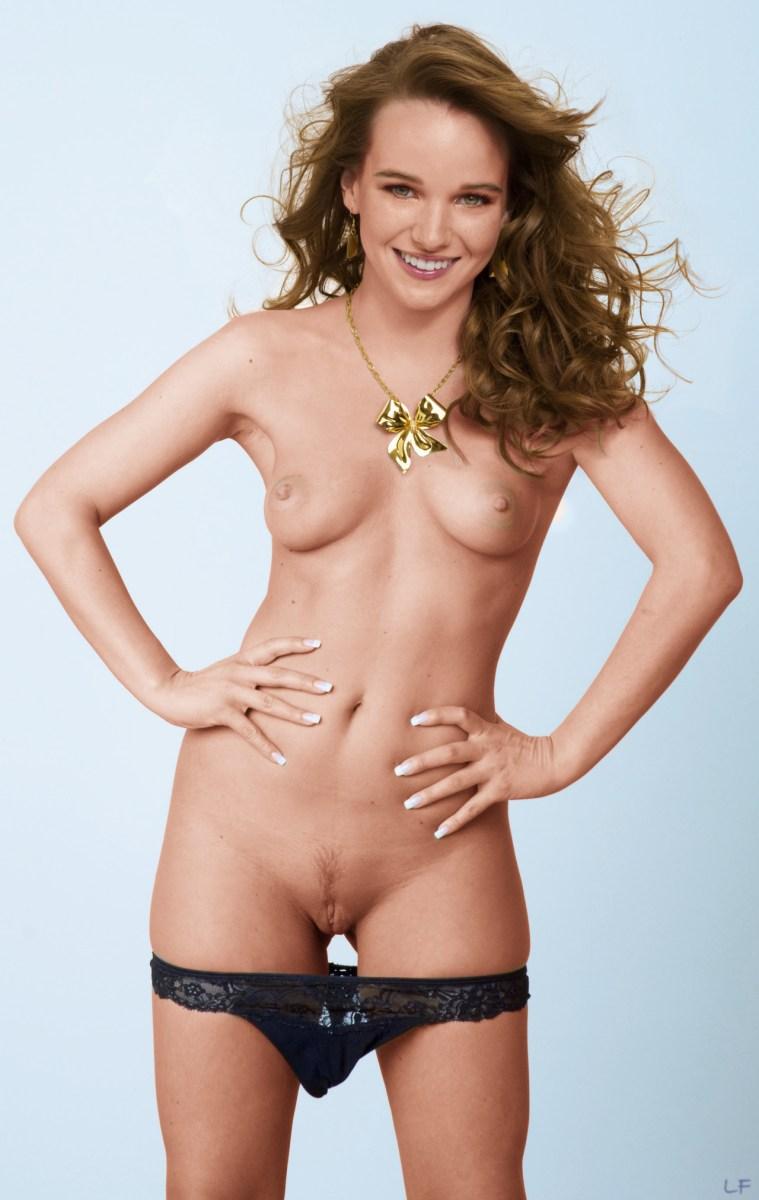 Kay panabaker nude