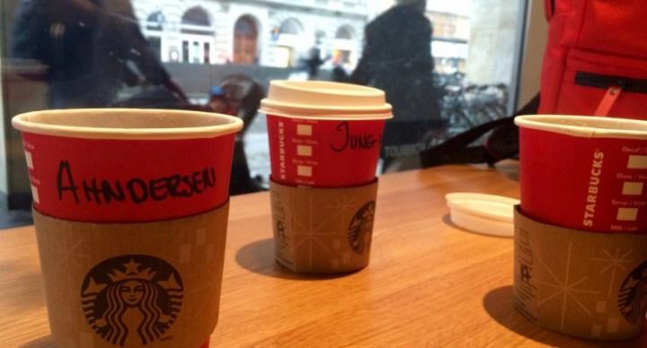 스타벅스 라테 커피 값, 덴마크 코펜하겐이 세계에서 가장 비싸