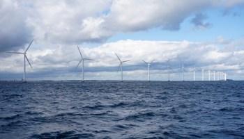 덴마크 코펜하겐 서부 해양 풍력 발전소 (사진: 안상욱)