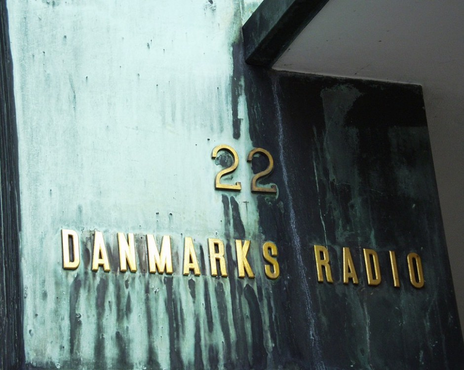 덴마크 공영방송 <DR> (출처: 위키미디어커먼즈 CC PD)