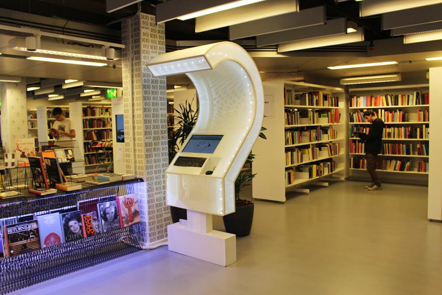 코펜하겐 중앙도서관(사진: 조혜림)