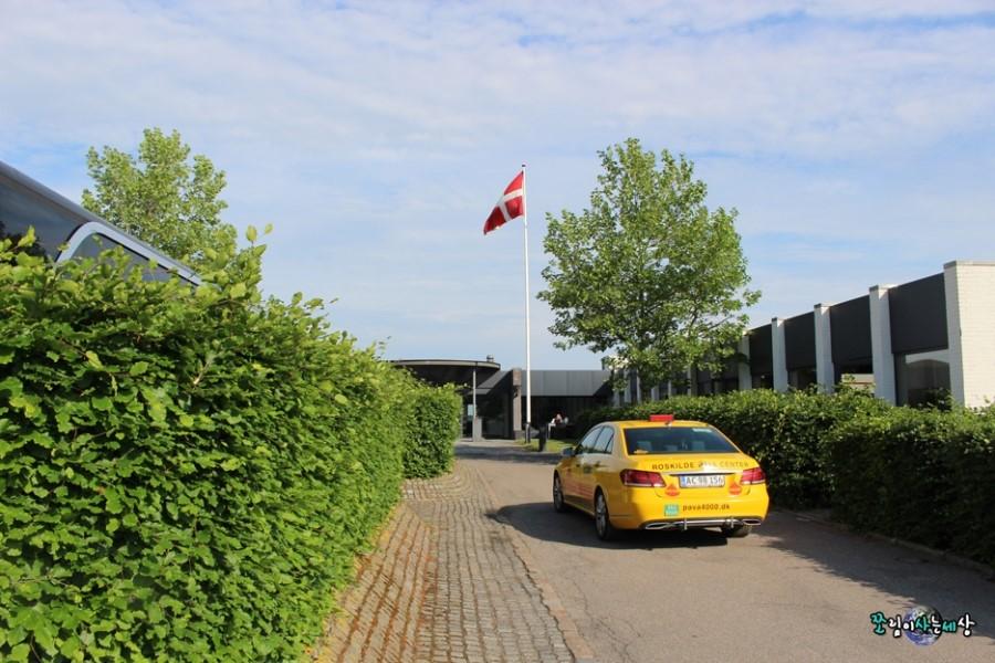 코펜하겐의 택시(사진: 조혜림)