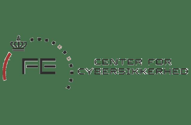 덴마크 사이버안보센터(CFCS∙Center for Cybersikkerhed) 로고