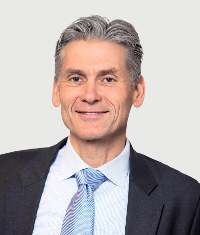토마스 보르겐(Thomas F. Borgen) 단스케뱅크 CEO(단스케뱅크 제공)