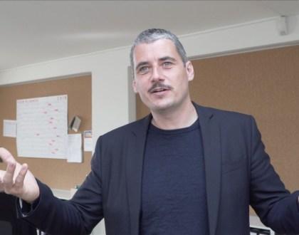 크리스티안 빌라센(Kristian Skovbakke Villadsen) 겔 파트너 디렉터 (안상욱 촬영)