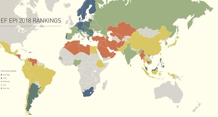 덴마크 비영어권 국가 중 5번째로 영어 잘 한다