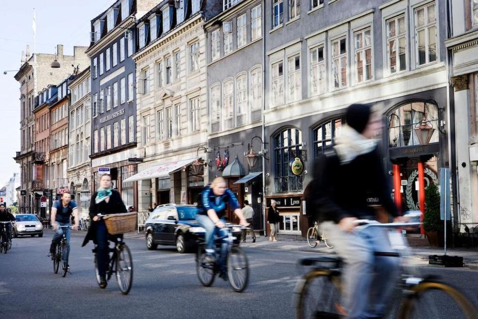 코펜하겐, 유럽에서 가장 건강한 수도