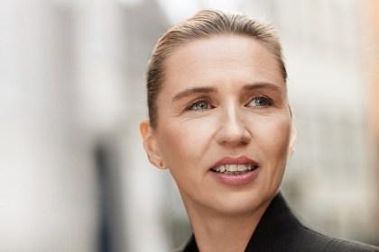 덴마크 차기 총리 메테 프레데릭센(Mette Frederiksen) 사회민주당 대표(사회민주당 제공)