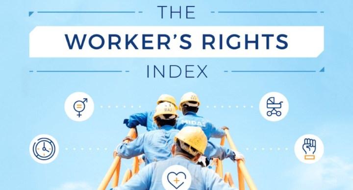 덴마크 노동자 권리 보장 세계 2위, 한국은 조사대상 중 꼴찌