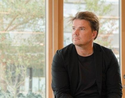 비야케 잉겔스(Bjarke Ingels) BIG 대표 건축가겸 파트너 (사진: 안상욱)