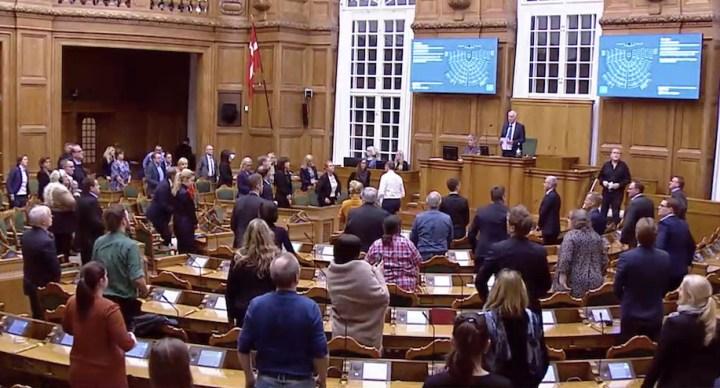 [코로나19] 덴마크 국회, 만장일치로 '코로나 긴급 대응법' 승인