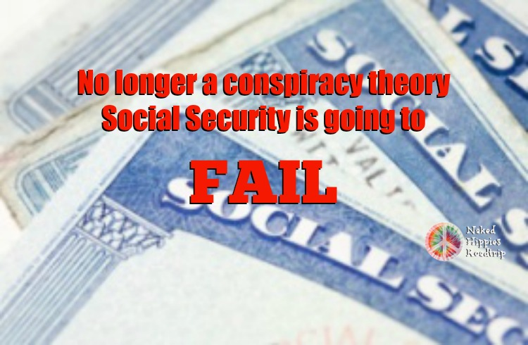 No longer a conspiracy theory – Social Security is going to FAIL