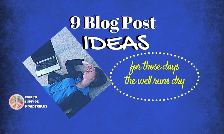 9 Blog Post Ideas for Creating Massive Content