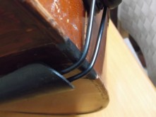 framus cello 28 saddle cut low