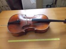 framus cello 30 refurbishment complete