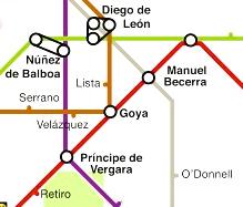 Get To Know Madrid Neighborhoods Naked Madridnaked Madrid