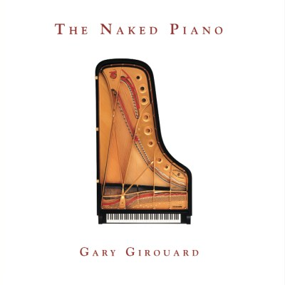 Naked Piano BOX SET (All Six Naked Piano Albums – Physical CDs)