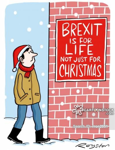Brexit is for life not just for Christmas