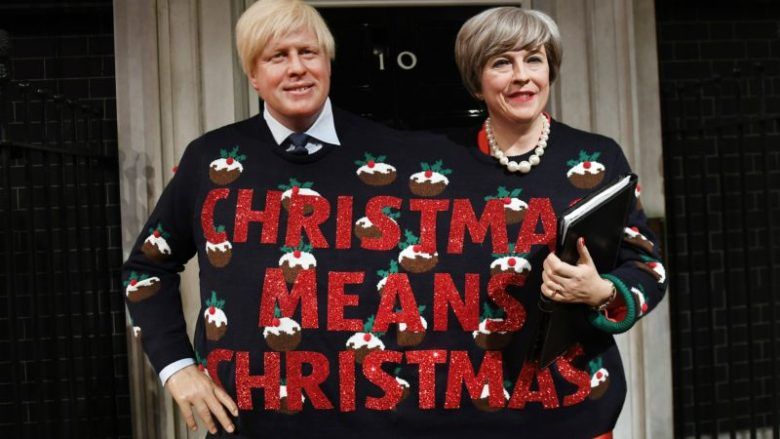Christmas means christmas- Naked politics