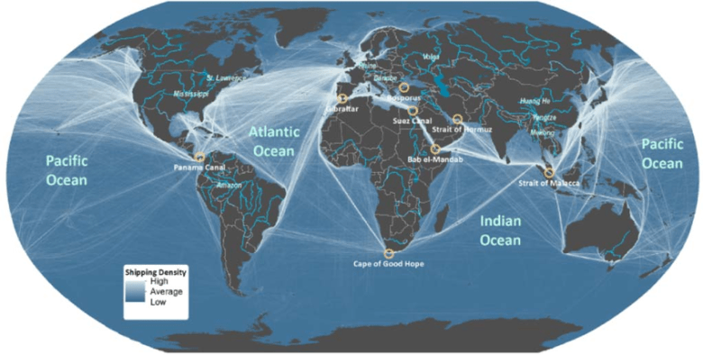 Worlds-shipping-lanes-and-densities-brexit.png