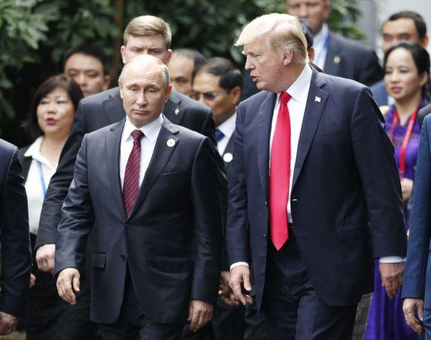 Trump-Putin-