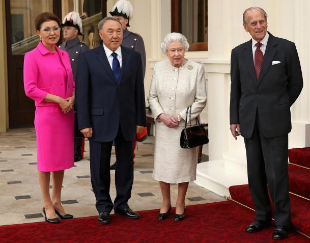 Queen-Kazakhs