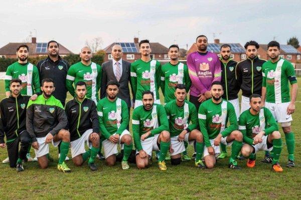 Racism-Muslim-Football-Team